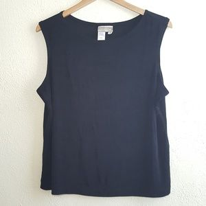 Coldwater Creek black sleeveless top
